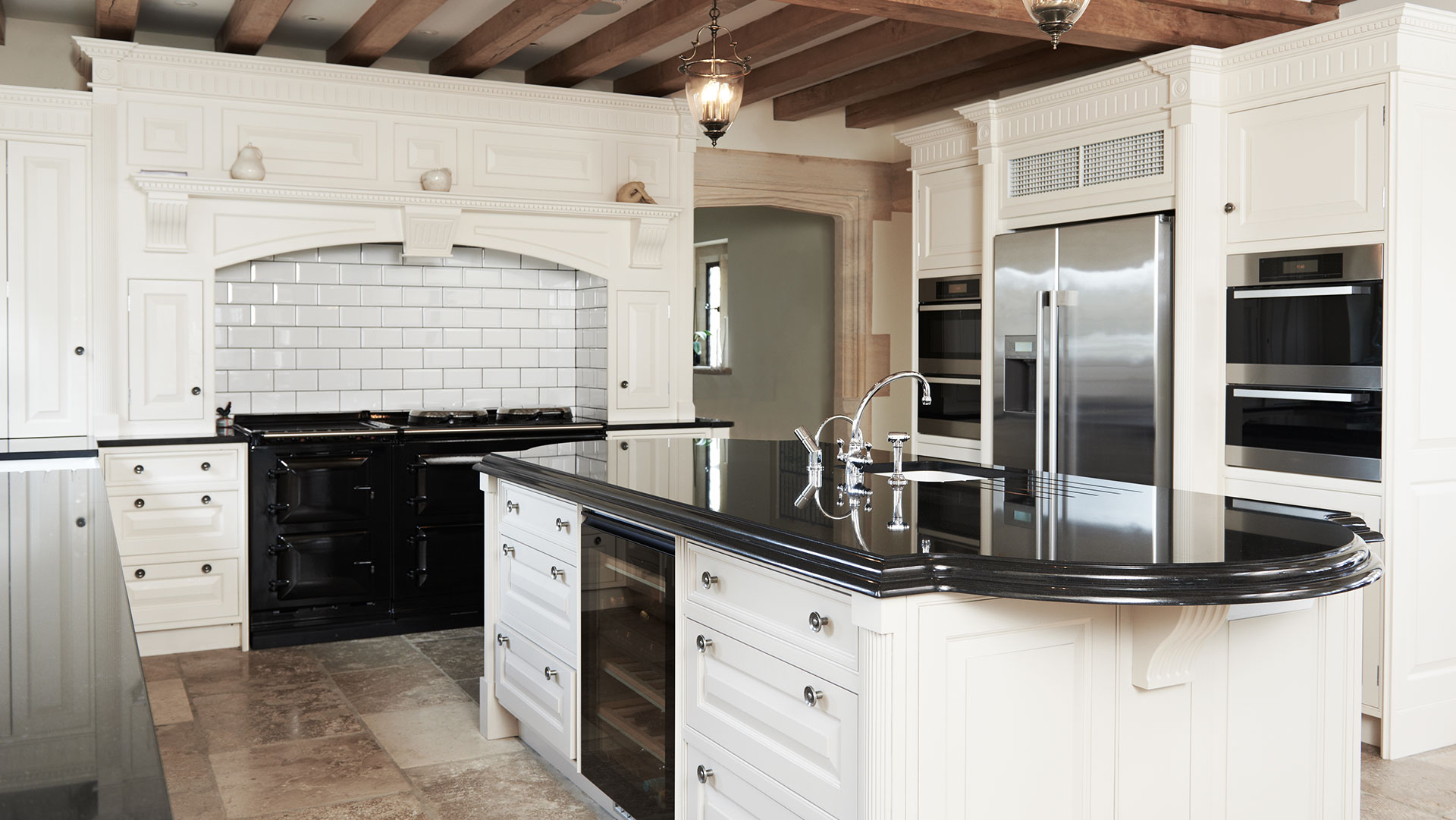 Kitchen Remodeling Custom Cabinets And Countertop